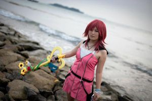 Kairi: Princess of Heart by SakuMiyuku