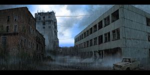 Matte painting3 by LLirik-13