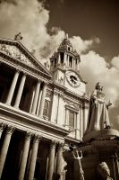 Saint Paul's 2 by trinkaus-cc