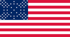 Flag: United States of N. Am. by oshron