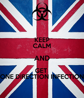 KEEP CALM AND GET ONE DIRECTION INFECTION by AskSierraHope