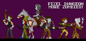 Pixel Dungeon: More Zombies! by Zombie-Kawakami
