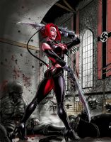 Bloodrayne Triumph by GhostYurei
