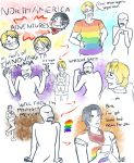 North America Adventures!: 50 States of gay by ArmaniaMothe