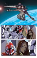 Clone Wars S2comic 6 pg1 by Hodges-Art