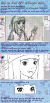 How to make Naruto RPC/OC by juliettasan