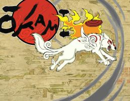 Okami Contest by Morwint
