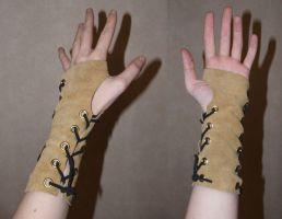 Faun Costume - Armlet by lauraneko