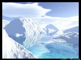 artic morning by maskn
