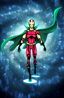 Mr Miracle by LucianoVecchio