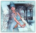 Winter Lady by Ecathe