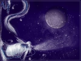 Breathe Life Into the Universe by Firequill