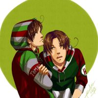 Hetalia - Italy by Bisho-s