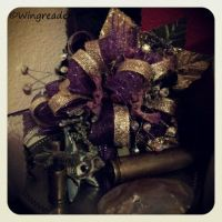 Flowers and Bullets by Wingreader
