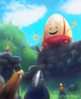 Humpty Dumpty by Brainfruit