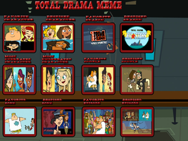 Total Drama Controversy Meme remake - my way by Britishgirl2012