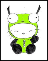 Gir Kitty by dashedandshattered