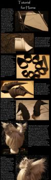 Tutorial for Horns by DevilKaito