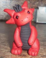 Red Dragon by KristaTheAwesome