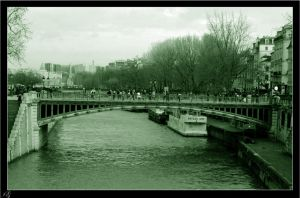 Pont au Double by a-sthenic