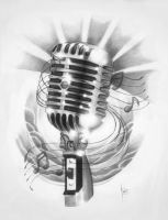 Prisc Mic by packness