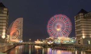 YOKOHAMA NIGHT3 by weiweihua