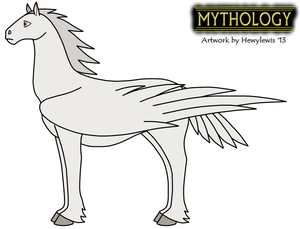 Mythology - Pegasus 2013