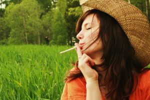 Second year without smoking by windily