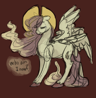 Who am I now? by weepysheep