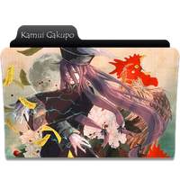 Kamui Gakupo Folder Icon by NekoRoklyne