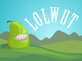 lolwut pear wallpaper by turtlegirlman