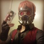 Dapper Star-Lord by Santy-Orm