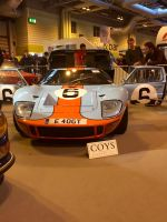 Ford GT40 front by Car-lover33