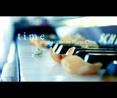 Time (Original Composition) by RiparianVeins