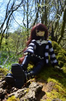 Little Forest Doll by Zellfails