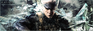 MGS 4: GotP by kaiyul