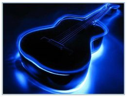 my guitar by fatihakgungor