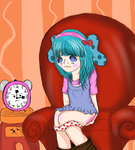 Blues Clues by MuffinNinjahh