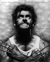Wolverine by episac