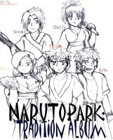 NARUTOPARK- 2nd Album by Swyong-Xia