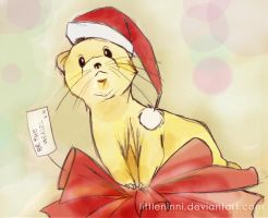 Under the Christmas Tree by LittleNinni