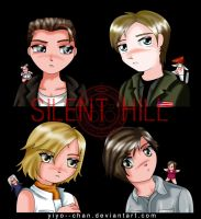Another Silent Hill Thingie by Yiyo--Chan