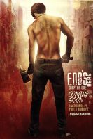 It Ends Here Comics cover teaser by pbozproduction