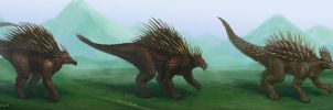 Anguirus-Mid-Variations-A by NoBackstreetboys
