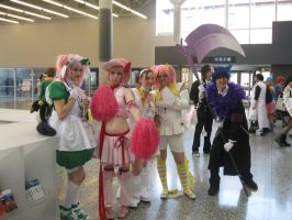 Shugo Chara cosplayers by Maaya--Kisami
