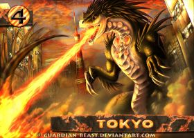 World's Greatest Monster - Tokyo City Card by Guardian-Beast