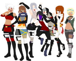 .:Shippuden Next Gen Kids:. by alexpc901