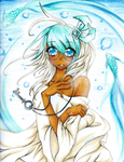 Commi: Pisces by xLunaNightmare