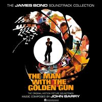 The Man With The Golden Gun Original Soundtrack by DogHollywood