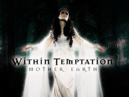 within temptation mother earth by LadyMoondance